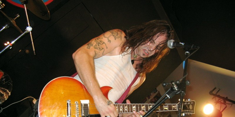 High On Fire at Amoeba Records, SF Reporter's Notebook: High On Fire at Amoeba Records, Sept. 18, Tuesday, at 7 p.m. Free. Guitarist Matt Pike - sick! By David Downs