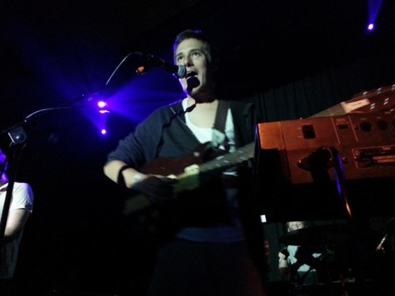 Reptar at the Independent on Friday.