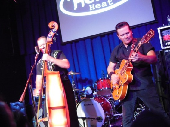 Reverend Horton Heat at the Uptown on Friday.