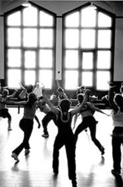 Rhythm and Motion Dance Studio.