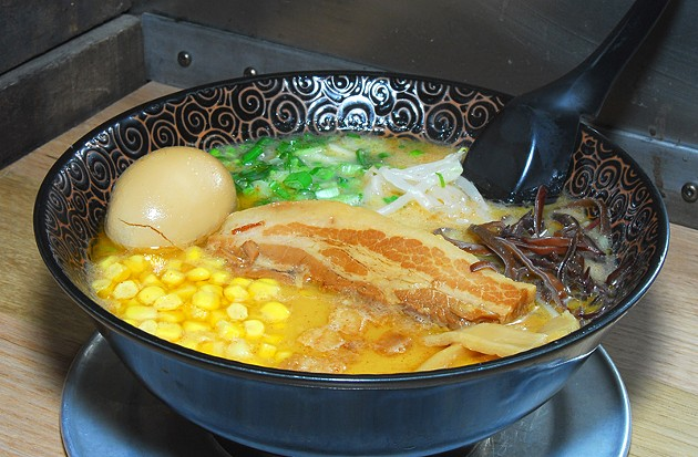 Ramen Izakaya Goku: Serving Up Perfectly Good Ramen Near 16th Street BART