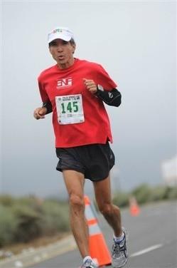 Richard running