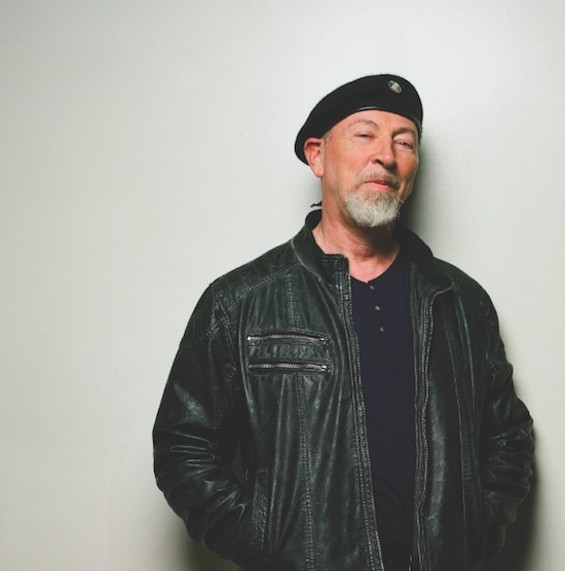 Richard Thompson performs again tonight, May 13, at Great American Music Hall. - PAMELA LITTKY