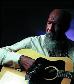 COURTESY OF MADISON HOUSE - Richie Havens: Giving folk its freedom.