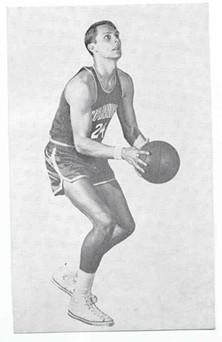 Rick Barry was in his heyday the last time you could plink down eight bucks to watch the Warriors - J.D. MCCARTHY BASKETBALL CARD