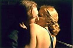 TOMOKO  KIKUCHI - Rick? Ilsa? Ralph Fiennes and Natasha - Richardson channel Casablanca.