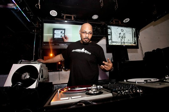 Rick Wilhite plays at Riddim on Saturday.