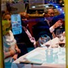 Mayor Ed Lee, Willie Brown, and Rose Pak Have a Laugh at Dinner