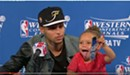 Riley Curry Is the Greatest of All Time and We Should All Feel Blessed