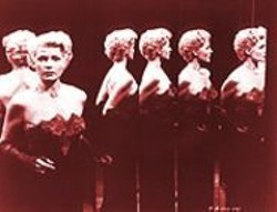 Rita Hayworth in The Lady From Shanghai.