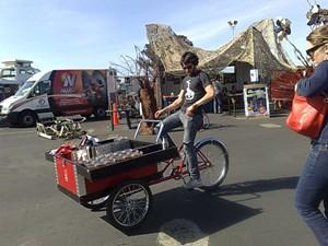 Ritual Roasters' new mobile coffee bike