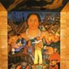 Rivera's First Fresco