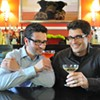 The Sipping Seder: Two S.F. Guys Redesign the Passover Plate in Cocktail Form
