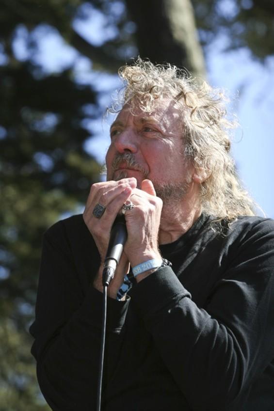 Robert Plant - CHRISTOPHER VICTORIO