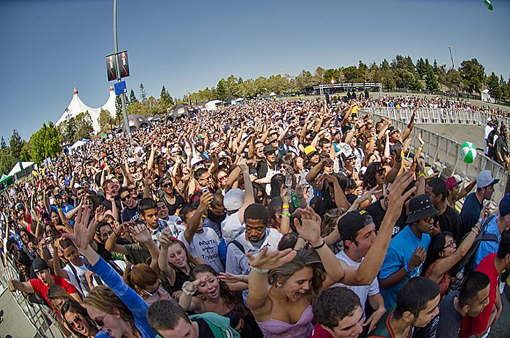 Rock the Bells 2012 [Day 1] @ Shoreline Amphitheatre
