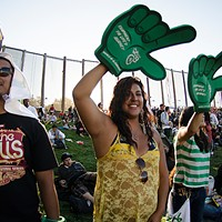 Rock the Bells 2012 [Day 2] @ Shoreline Amphitheatre