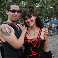 Rockstar Energy Mayhem Festival at Shoreline Amphitheater