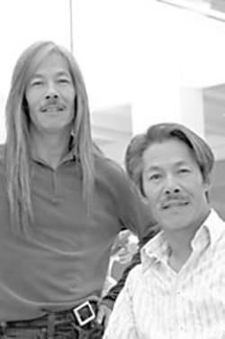 PAUL  TRAPANI - Ron and John Lee.