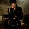 """The Girl with the Dragon Tattoo"": Rooney Mara Takes Control"