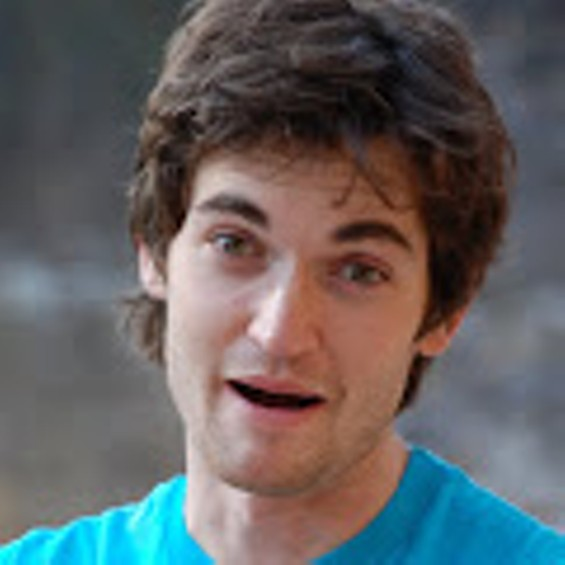 Ross Ulbricht, drug kingpin - GOOGLE+/QUARTZ