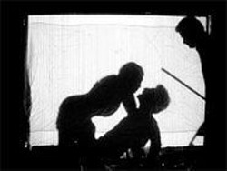SCOTT BAKER - Rough for Radio II, originally a radio drama, is performed entirely in silhouette.