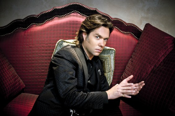 Rufus Wainwright performs at Davies Symphony Hall this Sunday, June 9.