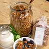 Rustic Bakery Granola Might Not Be Healthy, But It's Delicious