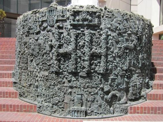 Ruth Asawa's Community-Driven art piece - WIKIPEDIA