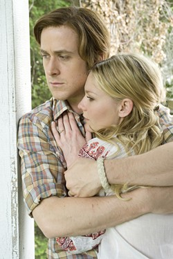 Ryan Gosling and Kirsten Dunst: Marital bliss is about to disintegrate.