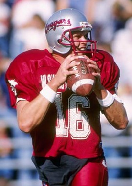 Ryan Leaf, during his Washington State glory days