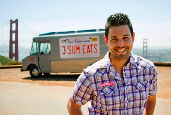 Ryan Scott is returning to food television. - 3-SUM EATS