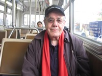 Saad Abbas is loath to complain much about Muni -- making him a rare find - TAYLOR FRIEDMAN