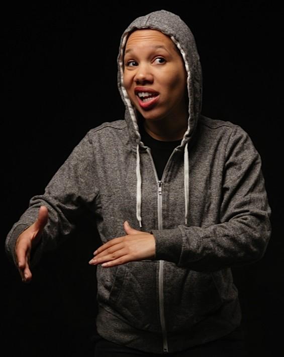 Safiya Martinez in 'So You Can Hear Me' - PHOTO BY IAN DAVIS