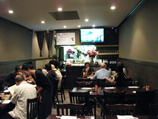 Saiwaii opened some two weeks ago in the old Macao Friends space on Irving. - LUIS CHONG