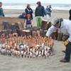 SalmonAid Hosts a Free Traditional Tribal Salmon Bake at Ocean Beach on Friday