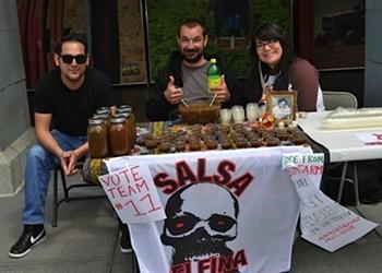 Food Wars Salsa Battle Started Spicy, Ended Obscene