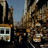 San Francisco: Fly Over and Walk Through City in 1941 (VIDEO)