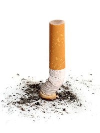 San Francisco Puts Cigarettes Out