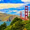San Francisco Ranks Third Best City in America to be an Artist