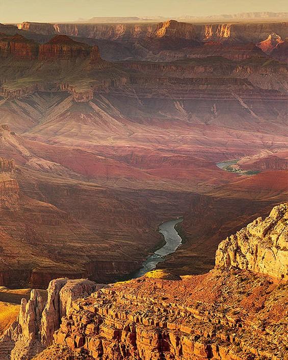 San Francisco to Arizona: Stick it in your Grand Canyon... - DOUG DOLDE