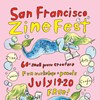 San Francisco Zine Fest this Weekend