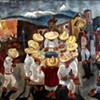 San Francisco's <i>Other</i> Famous Muralist