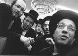 Sandi Simcha DuBowski's Trembling Before  G-d takes a frank look at the lives of gay Orthodox Jews.