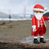 Santa Has Been Spotted in San Francisco!