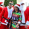SantaCon Photos 2014: Drunk Santa, Party Santa, Scantily-Clad Santa and More