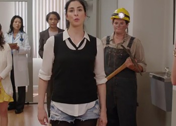 Sarah Silverman Stars in Huge Crowdfunding Campaign for Equal Pay