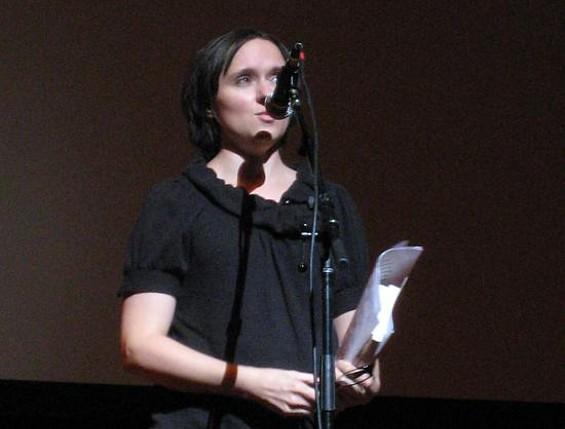 Sarah Vowell - TAMMY LO