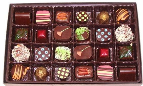 SARATOGA CHOCOLATES