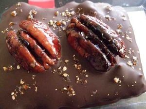 Satanic pleasures: Devil in an Apron's Hoodoo Chocolate bar. - T. PALMER