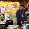 Saturday Night:  Alternative Press Expo at the Concourse